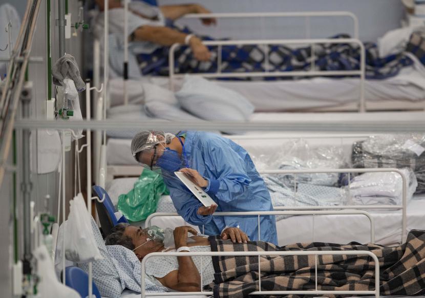 Pasien Usia Rentan Dijadikan Kelinci Percobaab Di Rumah Sakit Sao Paulo